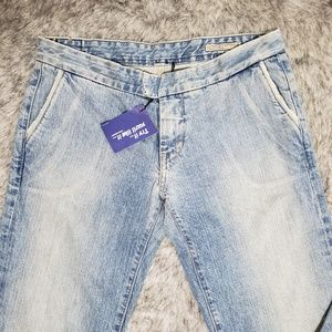 Chip & Pepper Jeans - Chip & Pepper Blue Jeans Size 28 NWT